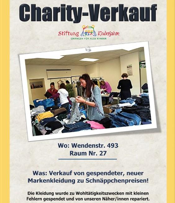 charity-verkauf flyer 2015