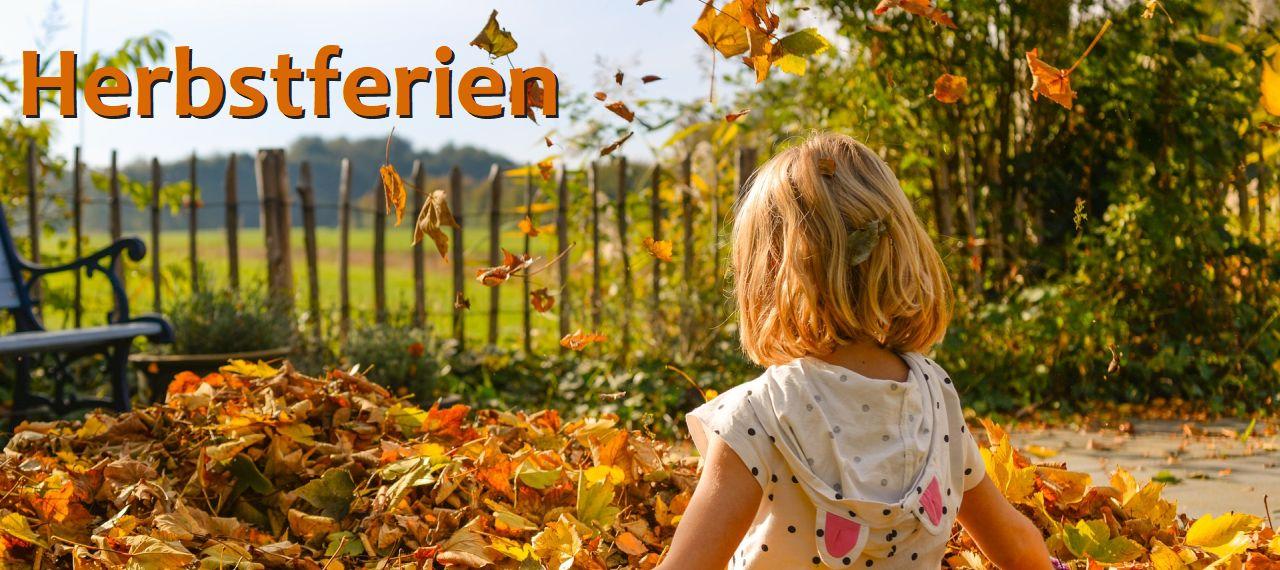 Herbstferien in Hamburg bis zum 16. Oktober 2020 › Stiftung Kinderjahre